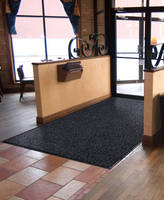 Indoor Matting System is made from 70% microfiber.