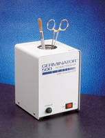 Dry Sterilizer decontaminates microsurgical instruments.