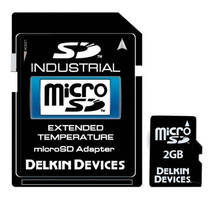 Flash Memory Cards feature extended temperature rating.