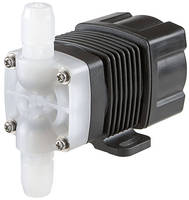Metering Pump is available with 12 or 24 V DC drives.