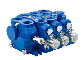 Hydraulic Valve offers wide choice of configuration options.