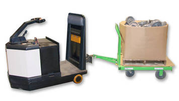 Industrial Carts handle up to 1,200 lb loads.