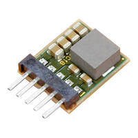 Mini POL Converter delivers up to 6 A of output current.