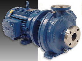 Compact ANSI Centrifugal Pump is customizable.