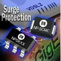 Thyristor Surge Protectors have 50-200 A surge current rating.