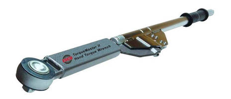 Torque Wrench targets heavy duty applications,.