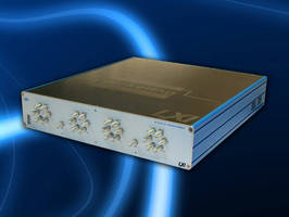 High Isolation RF Multiplexer is LXI class C compliant.