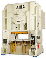 Precision Servo Press is built for metalforming applications.