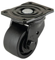 Low-Profile Caster has load capacity of 1,188 lb.