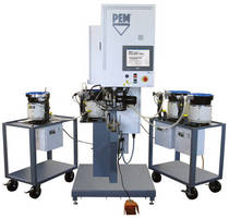 Fastener Installation Press is offered with multi-bowl set up.