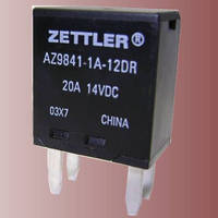 Miniature Automotive Relays are available in 280 ISO package.