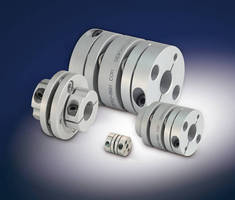 Servo Couplings suit precision positioning applications.