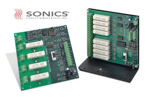 Switching Sequencer comes in 4 or 8 channel platform.