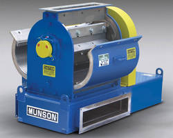 Rotary Knife Cutter delivers tight control of end product size.