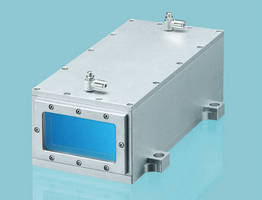 Fiber-Coupled Industrial Diode Laser delivers 120 W of power.