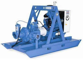 Electric Industrial Pump is Class 1 Division 2 compliant.