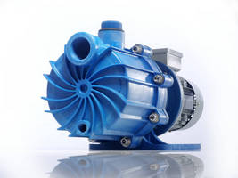 Self-Priming Centrifugal Pumps use magnetic drive technology.