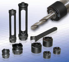 Swiss Clamp System aids in ER collet clamping.