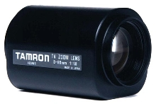 Motorized Zoom Lenses Install In Compact Camera Housings