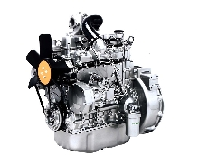 Four-Cylinder Engine suits off-highway equipment.