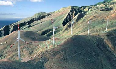 El Hierro wind farm