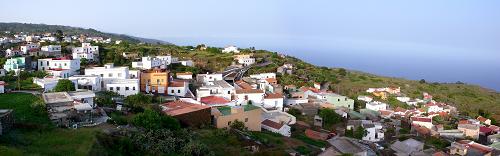 Pueblo of El Pinar on El Hierro