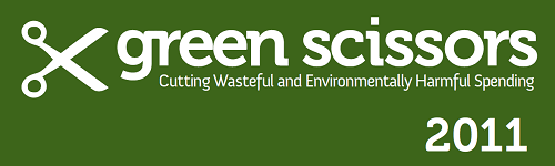 Green Scissors logo