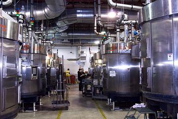 Solar manufacturing facility