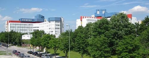 Siemens headquarters