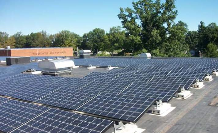 Schools Use Solar Power To Save Money And Educate Future