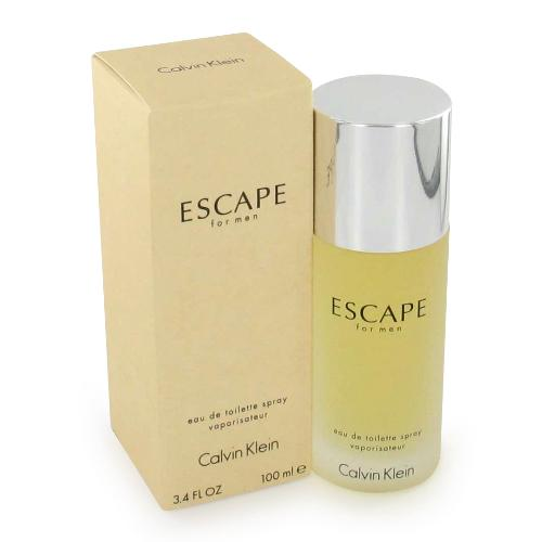 Escape by Calvin Klein contains phthalates, a substance known to be toxic but not regulated by current legislation. Credit: Calvin Klein.