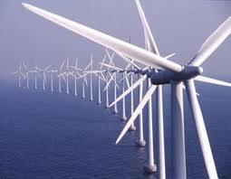 Nebraska wind farm. Credit: Jerry W. Lewis.