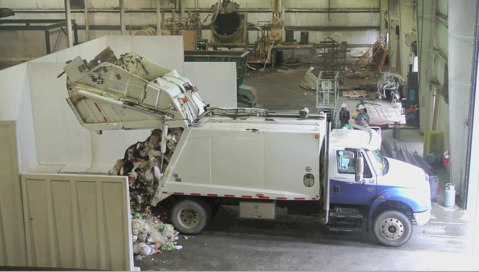 Fiberight generates CNG and ethanol from common trash, while also separating out recyclables.