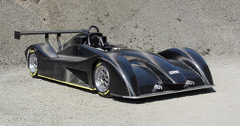 Stohr racing vehicle built with a carbon fiber body. Credit: Rhots via Wikimedia Commons.