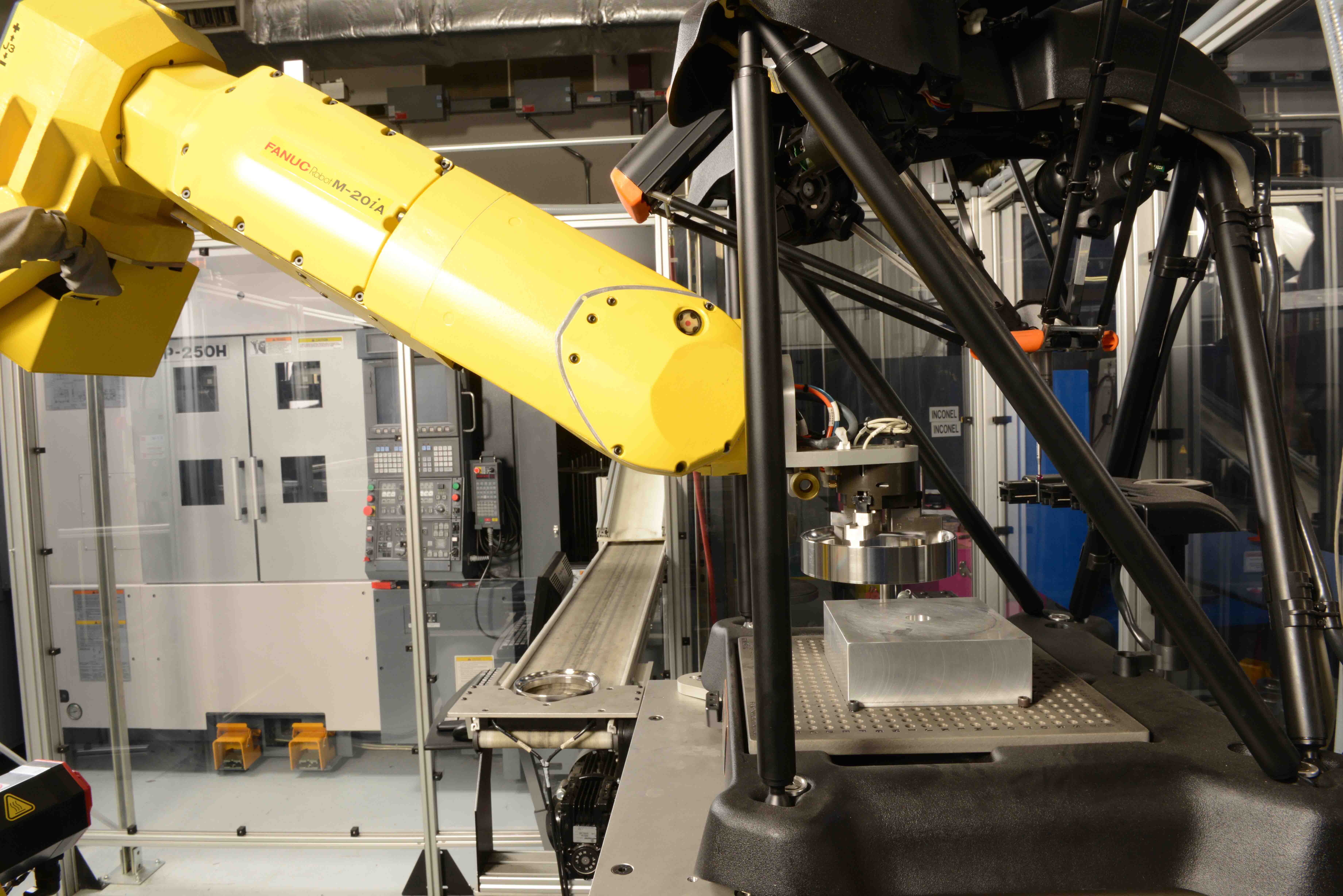 Renishaw Gaging System Improves Work Cell Productivity ...