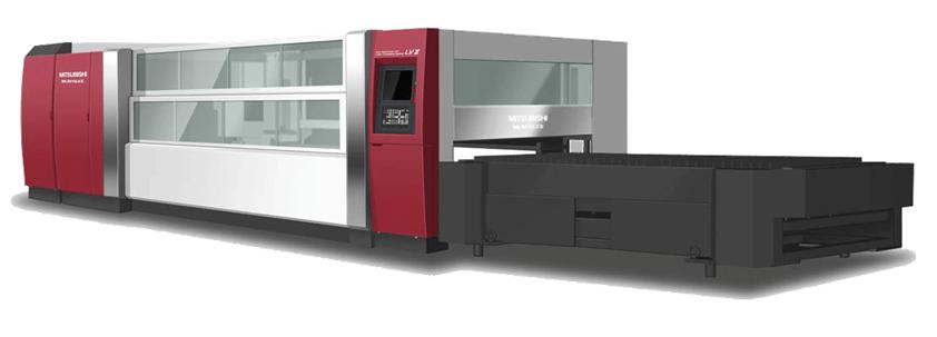 mitsubishi laser cutting machine