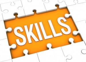 skills gap puzzle conceptual