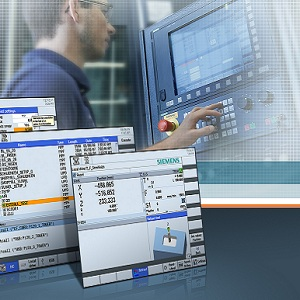 The Sinumerik Operate graphic user interface has been optimized for CNC turning and milling.