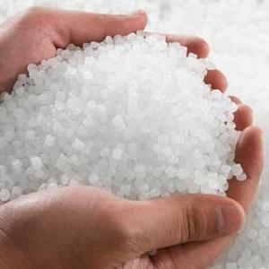 Polyethylene resin.