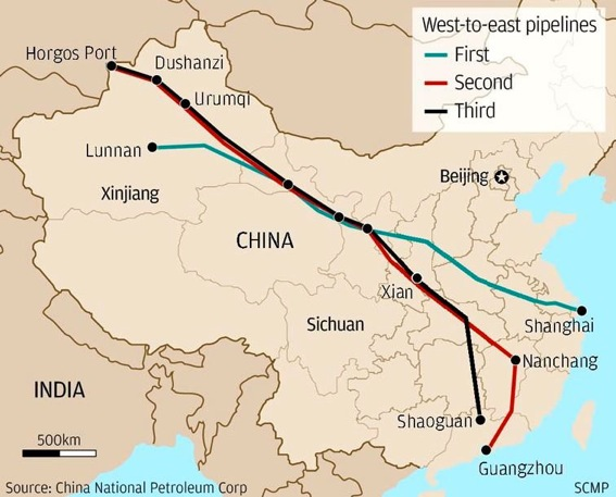 Case Study: Electric Valve Actuation on China's West-East Gas Pipeline