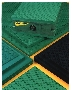 Isolation Pads protect floors and reduce noise.