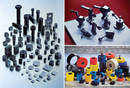 Clamps, Fixturing Accessories, Machine Tool and Material Handling Components at IMTS 2014