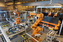 ABB Robotics Flexible Tube Press and Weld System Wins Ford Global Powertrain Excellence