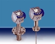 Transmitters provide radar-based level measurement.