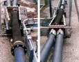 Pipe System eliminates vibration problems.