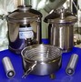 Vacuum Inlet Trap combines several trapping methods.