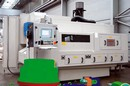 CNC Cylindrical Grinder has infinitely variable turret.