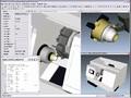 Software provides CNC machine simulation and optimization.