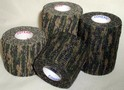 Self-Adhering Bandage Wraps come in latex-free formulation.