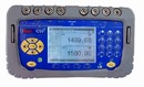 Calibrators feature IP54 rating and multilingual operation.
